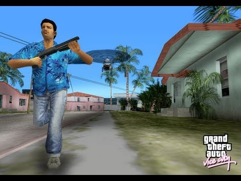 Grand Theft Auto Vice City per iPhone 5, iPad e Android - Coming Soon - Trailer- AVRMagazine.com