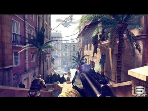 Modern Combat 4 Zero Hour gioco per iPhone 5 e Cellulari Android - New Trailer